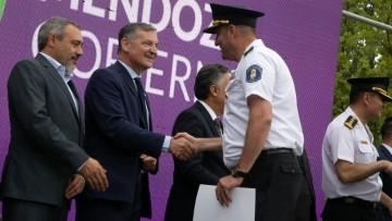 Celebró 20 años el Instituto Universitario de Seguridad Pública