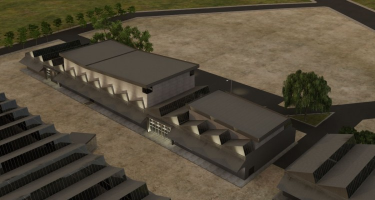 Licitación Pública Nº 02/13: Mendoza - Universidad Nacional de Cuyo - Parque Central - Complejo Cultural Universitario - Refacción Galpón Nº 2 - 2º Etapa - Segundo Llamado