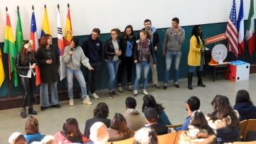 Estudiantes extranjeros se perfeccionan en la UNCUYO