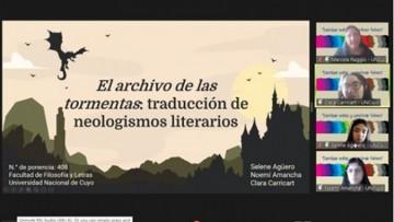 Estudiantes protagonizaron las IV Jornadas Interuniversitarias de Traducción e Interpretación
