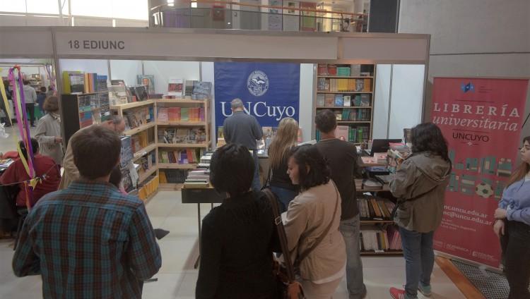 imagen que ilustra noticia La UNCUYO participará de la Feria del Libro de Mendoza