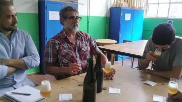 Crearon una cerveza con el método champenoise tradicional