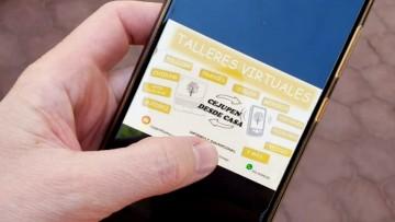 Centro de Jubilados y Pensionados adaptó sus actividades al formato virtual