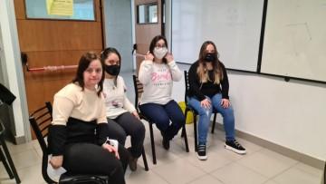 Jóvenes con discapacidad enseñaron sobre accesibilidad e inclusión social