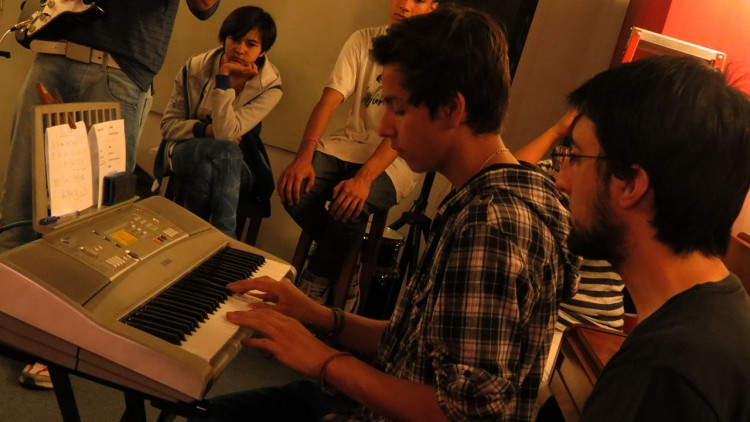La música como herramienta terapeútica en pacientes del Hospital Pereyra
