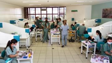 Actividades preventivas y lúdicas en la Semana de la Odontología