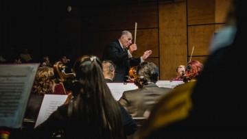 Música de cine en el primer concierto de la Sinfónica