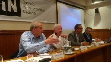 Se reunió el Comité Ejecutivo del Consejo Interuniversitario Nacional