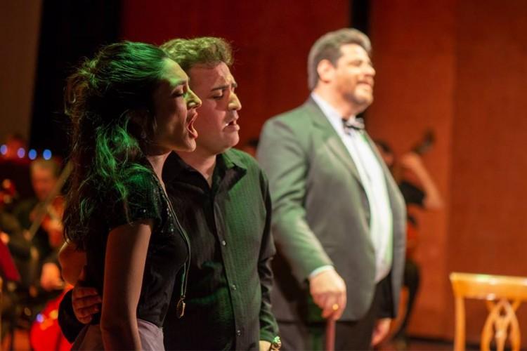 Ópera Studio y la Sinfónica interpretarán una obra de Mozart
