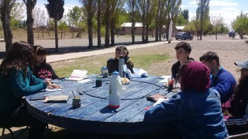 Estudiantes chilenos protagonizaron experiencias comunitarias
