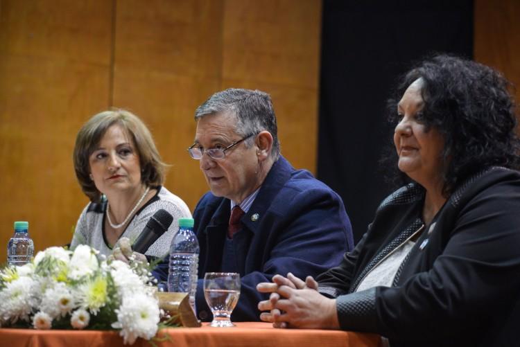 La facultad de Ciencias Políticas y Sociales festejó sus 50 años