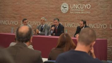 Proyectos de la UNCuyo recibieron la distinción Gustavo Andrés Kent