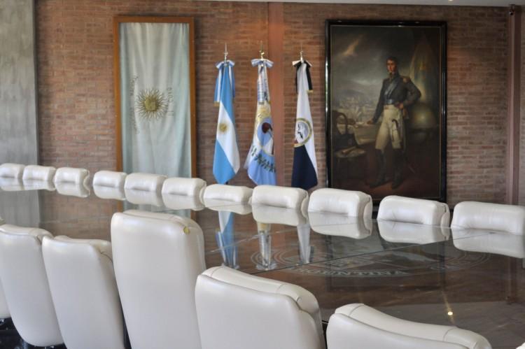 El Consejo Superior de la UNCUYO ya sesiona de forma virtual