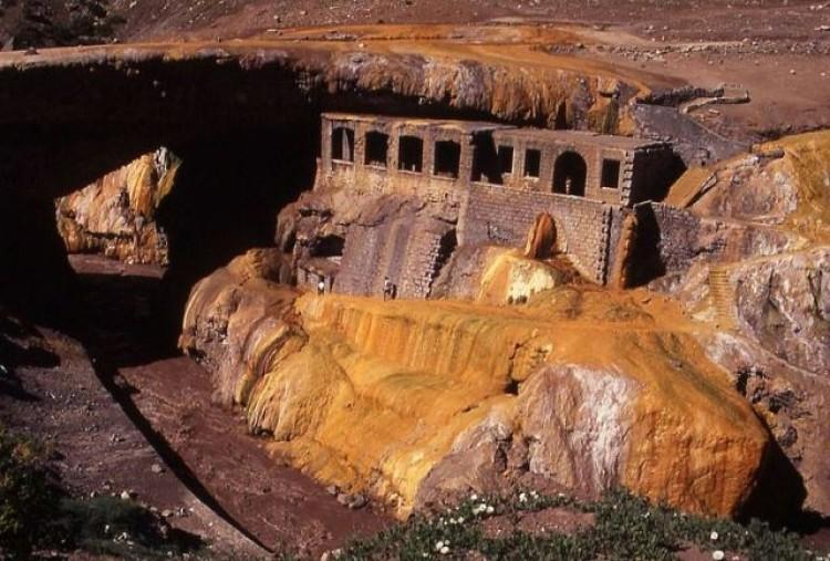 Puente del Inca, la joya natural que hay que salvar