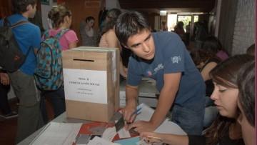 Resultados elecciones estudiantiles