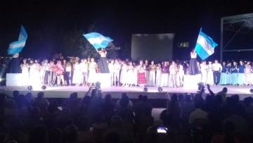 Más de 600 chicos festejaron el Día de la Tradición