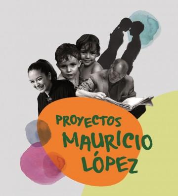 Los proyectos Mauricio López ya tienen su afiche
