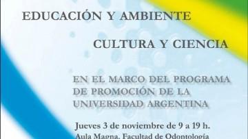 Seminario argentino-brasileño sobre temas de Ambiente y de Cultura