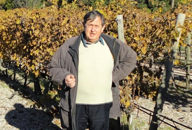 Honoris Causa para referente vitivinícola francés