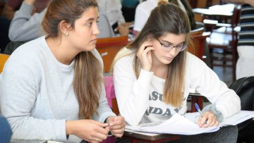 Inscriben para carreras de Ciencias Exactas y Naturales en el Valle de Uco