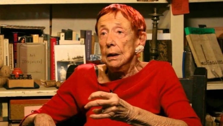 La escritora Angélica Gorodischer recibirá el Doctorado Honoris Causa