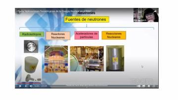 Especialista del Balseiro habló sobre aplicaciones tecnológicas de la energía nuclear