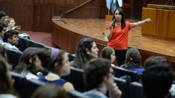 La UNCUYO presentó aplicación para estudiantes extranjeros