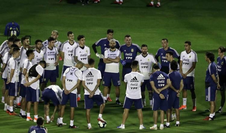 Mirá la presentación de Argentina en la Copa América por Señal U
