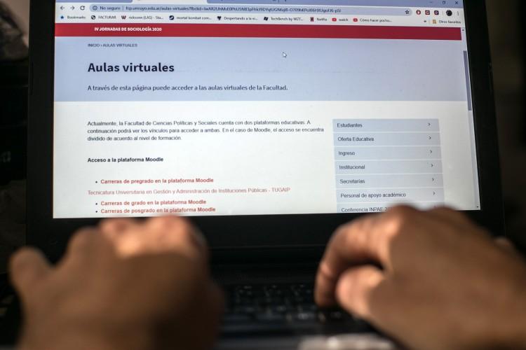 La UNCUYO aportó a la reflexión sobre el sistema universitario ante la pandemia