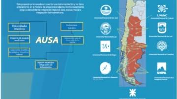 Red de Universidades Sur Andinas consolida tres años de integración regional