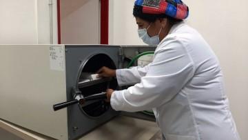 Odontología adquirió nuevo equipo de esterilización