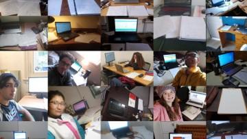 Más de 200 jóvenes rindieron online el examen de ingreso al Balseiro