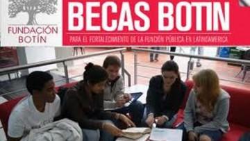 """Convocan a alumnos universitarios al Programa """"Becas Botín"""""""