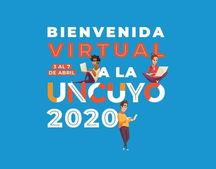 Innovar ante la coyuntura: la Bienvenida a la UNCUYO será virtual y durante cinco días