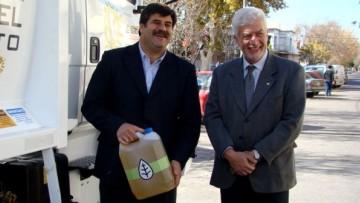 El proyecto de Biocombustibles de la UNCuyo ya se aplica en Junín