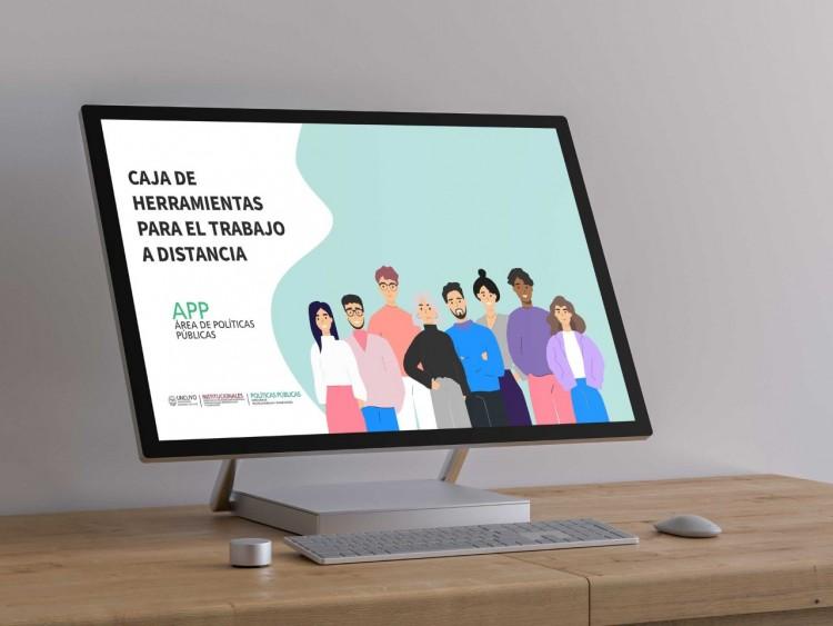 """La UNCUYO elaboró una """"caja de herramientas digital"""" para el trabajo en casa"""
