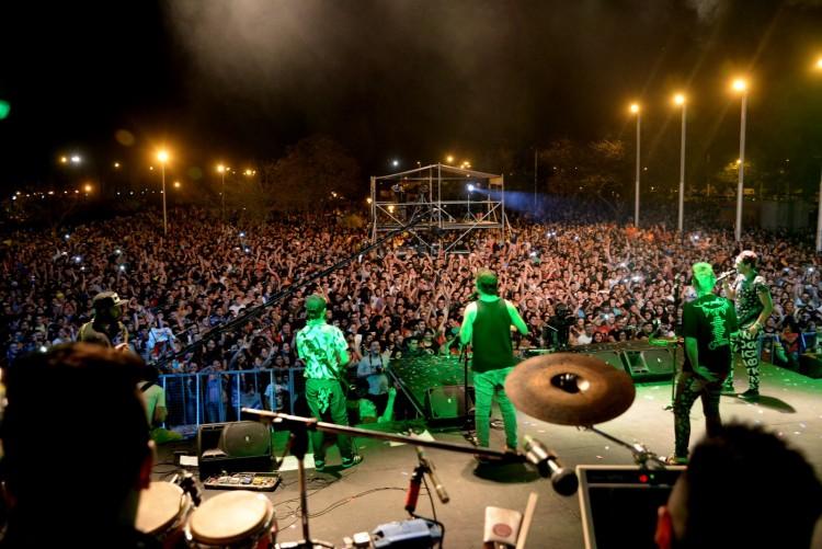 Más de 10 mil personas celebraron en el Primavera Rock