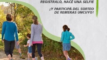 La UNCUYO propone una caminata saludable en familia