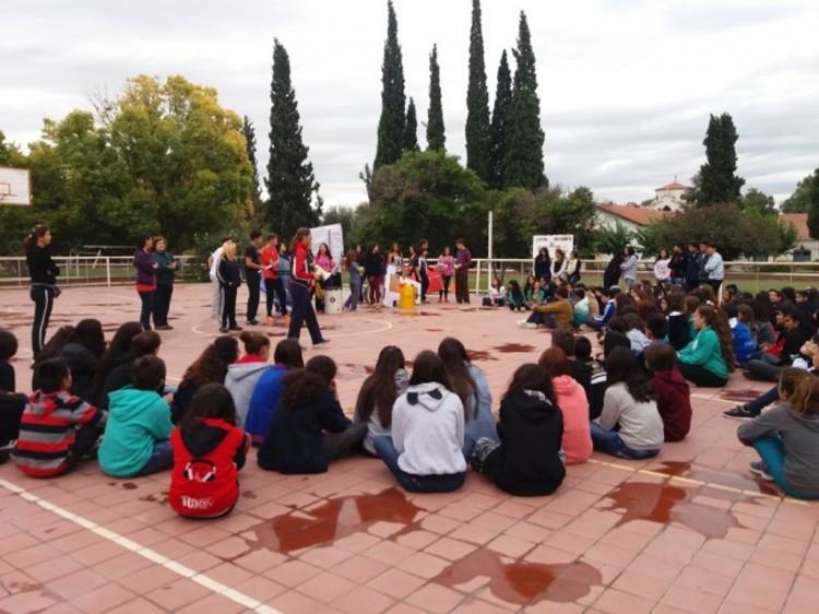 Un campamento sirvió para integrar a estudiantes del Magisterio