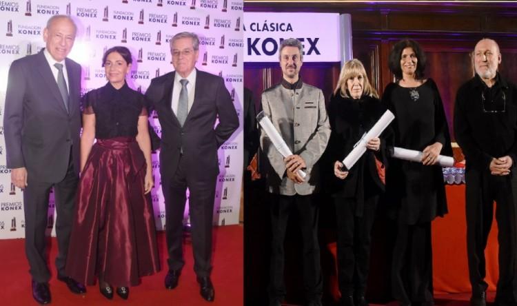 Premio Konex a la Música Clásica para Cangemi y Vallesi
