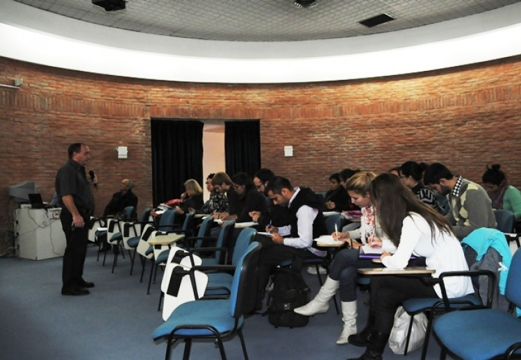 La Cátedra Virtual Latinoamericana se hace presencial en Mendoza