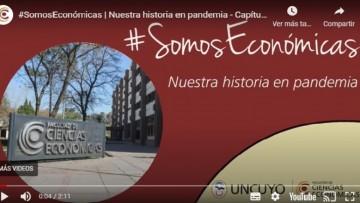 Ciencias Económicas estrenó mini serie institucional
