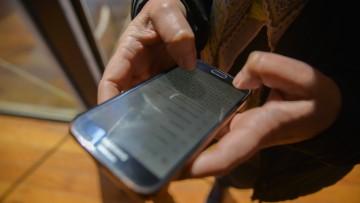 Jubilados del Valle de Uco aprenderán a usar celulares