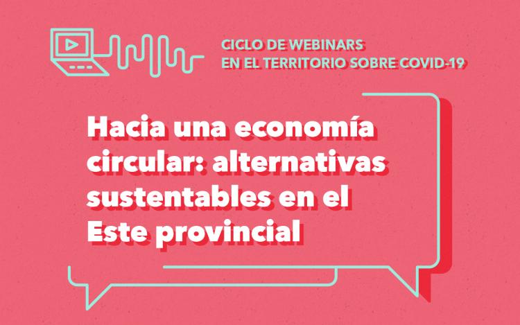 Compartirán experiencias locales sobre economía circular