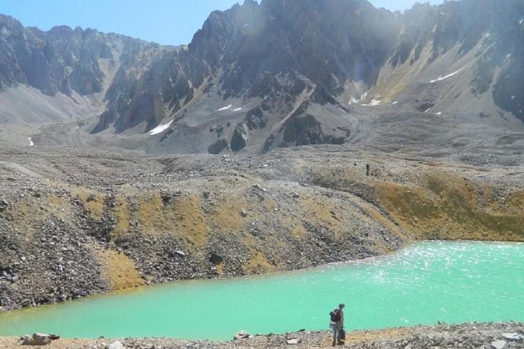 Webinarios de Geología: disertarán sobre presencia de hielo en los Andes Áridos