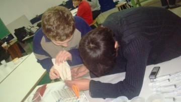 Charla sobre herramientas geométricas frecuentes en ciencias físicas y sociales