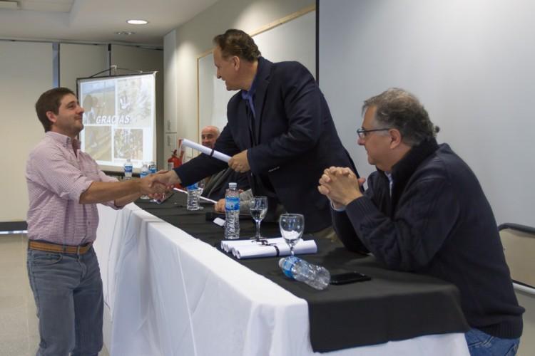 Primeros especialistas en Riego de Argentina egresaron de la Universidad