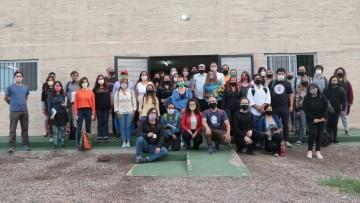 Diplomatura en Prácticas Sociales Educativas finalizó con un encuentro en territorio