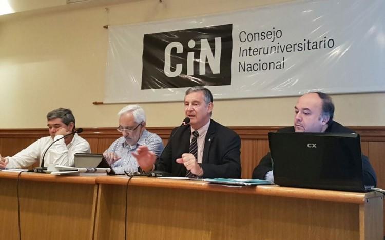 Pizzi al  frente de la internacionalización universitaria