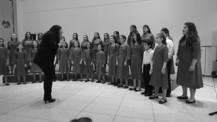 Coros de niños de la Provincia cantarán en la Nave